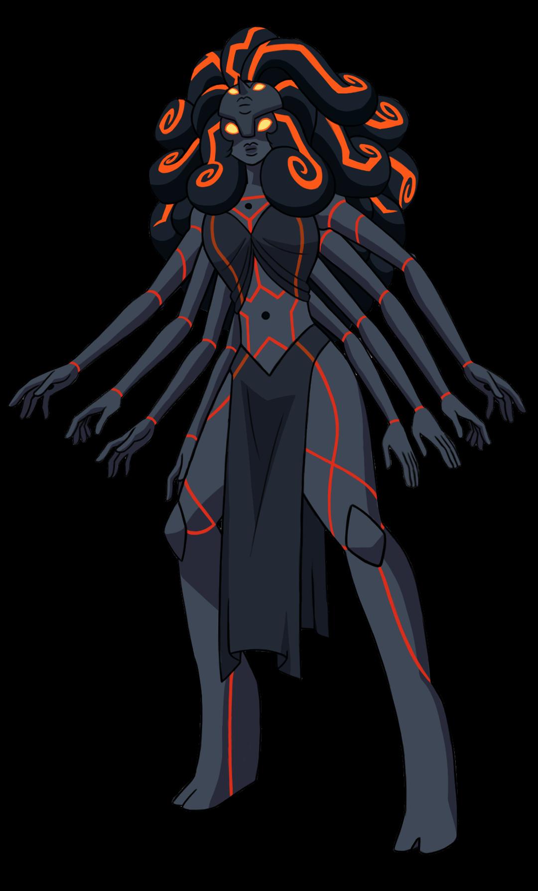 Obsidian (Rose Quartz Fusion)