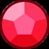 Cherry Quartz Rose Gemstone.PNG