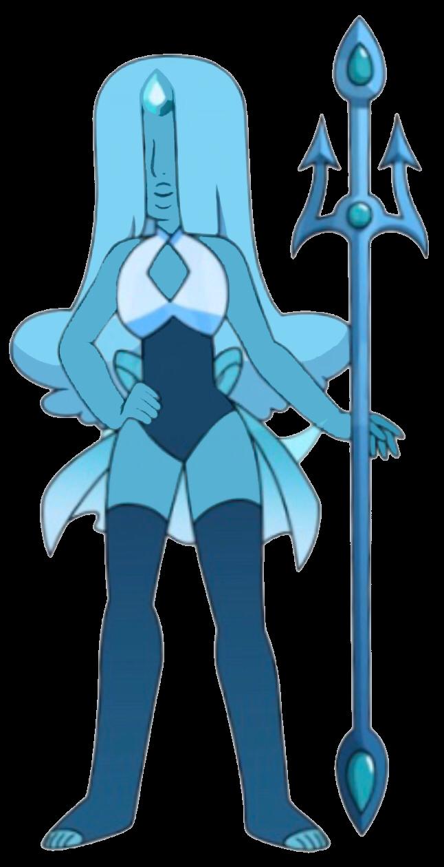 Adopted Gemsonas/Aquamarine