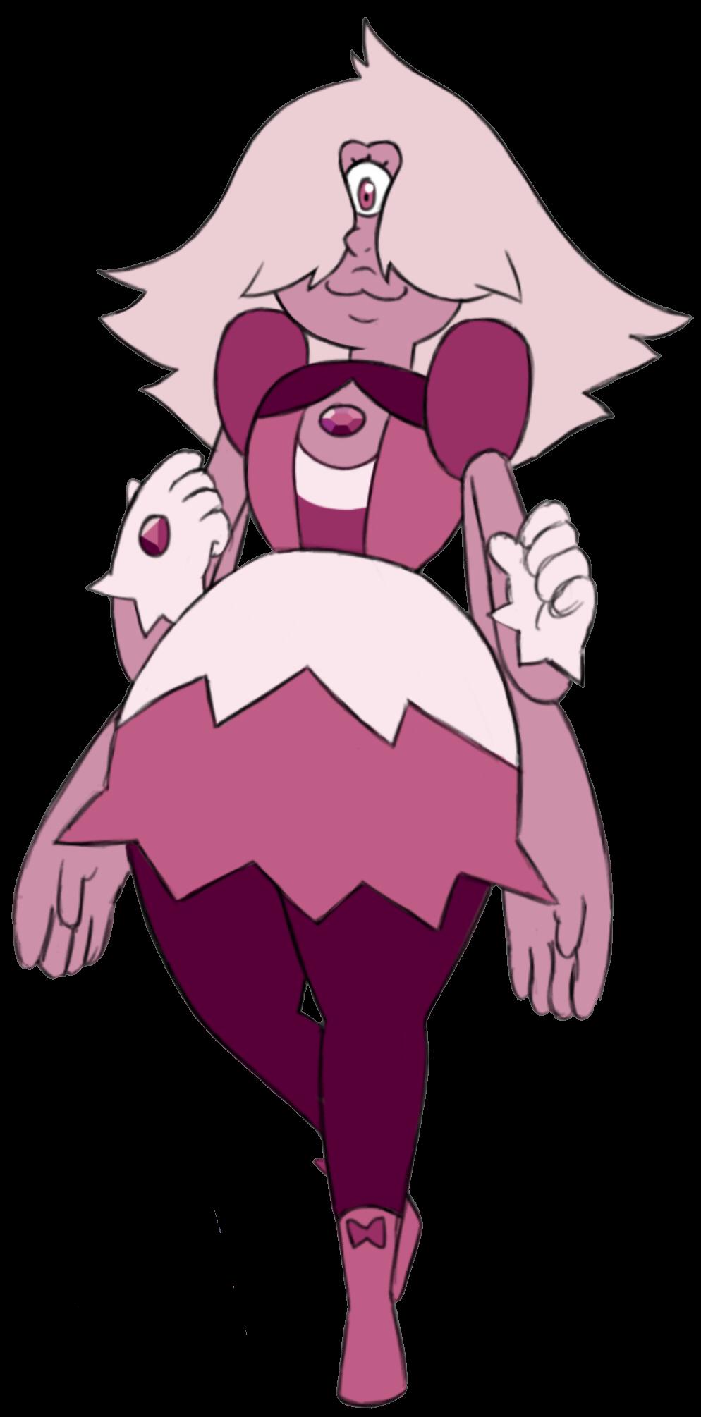 Pink Tanzanite