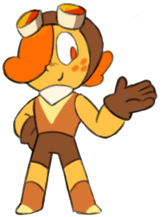 Amber (Standard Gem)