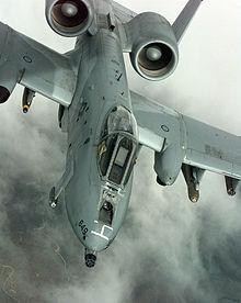 220px-A-10 Thunderbolt flight.jpg