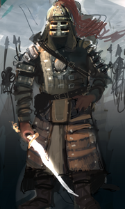 Mongol warrior by allan p.png