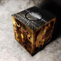 Cube animique