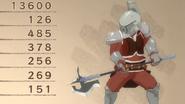 Knight Halberd A ToV bestiary