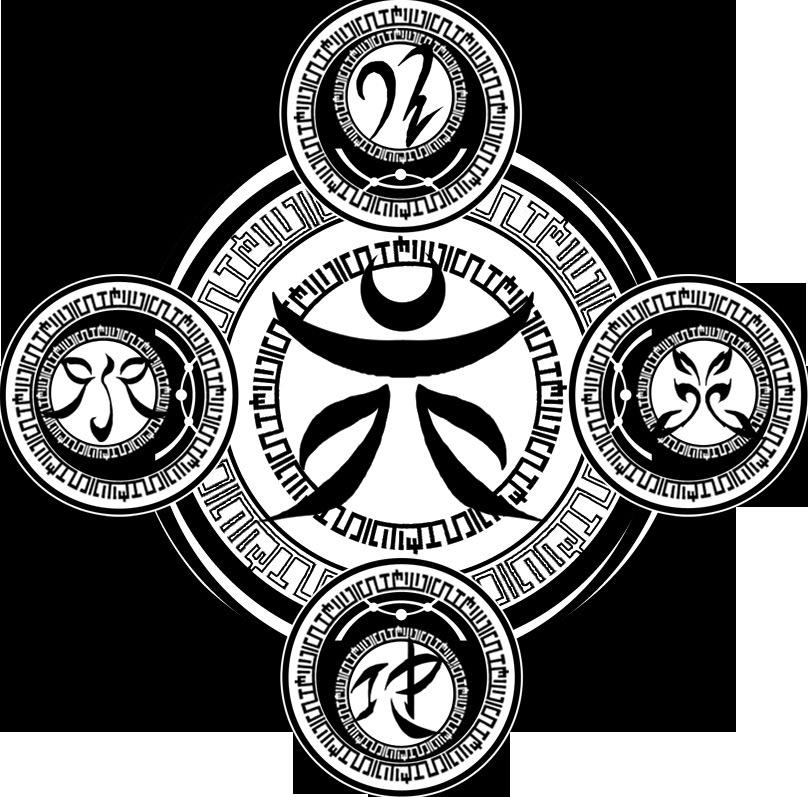 Four Great Spirits