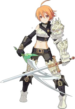 Dual Swordman