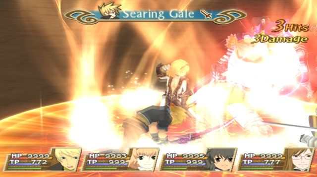 Searing Gale