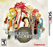 TotA 3DS (NA) game cover