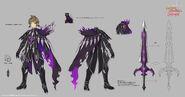 Sorey Arc 6 Concept Artwork (ToAsteria)