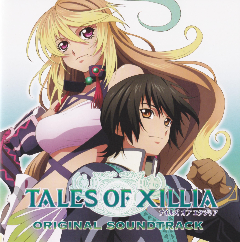 Tales of Xillia Original Soundtrack