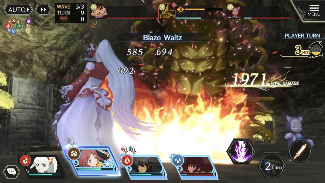 Blaze Waltz