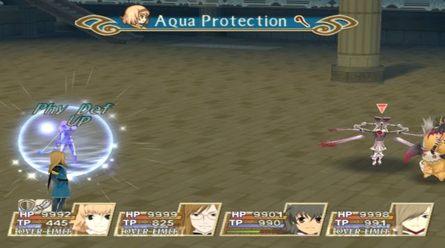 Aqua Protection