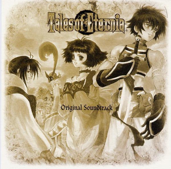 Tales of Eternia Original Soundtrack