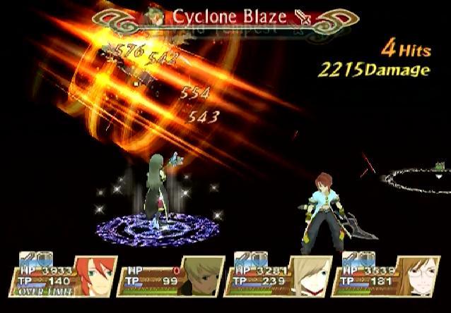 Cyclone Blaze