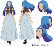 Sylph - Blue (ToP-TA)