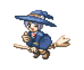 Caro Witch Sprite (TotW-ND3)