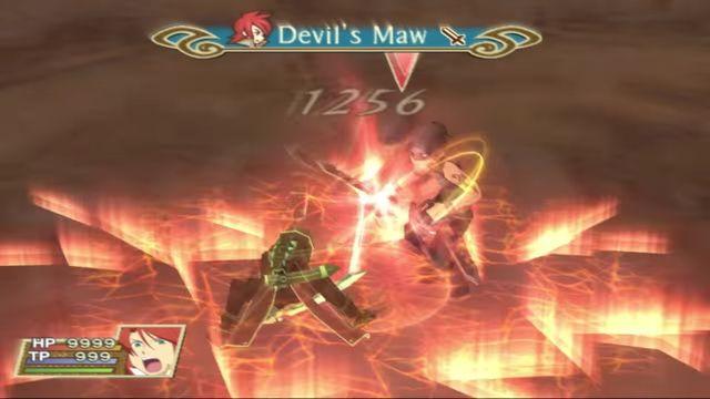 Devil's Maw
