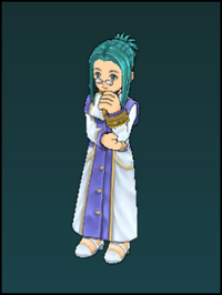 Game model in Tales of Symphonia.