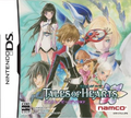 ToH-Anime NDS (NTSC-J) game cover