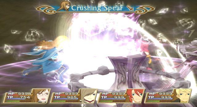 Crushing Spear