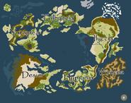 Terca Lumireis Map