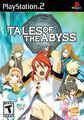 TotA PS2 (NTSC-U) game cover