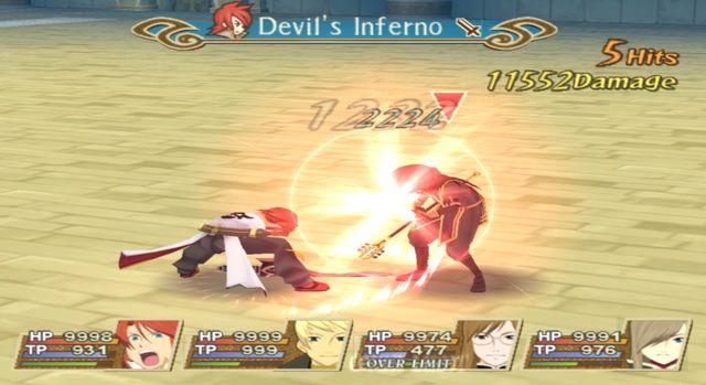 Devil's Inferno
