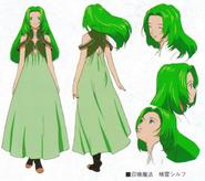 Sylph - Green (ToP-TA)