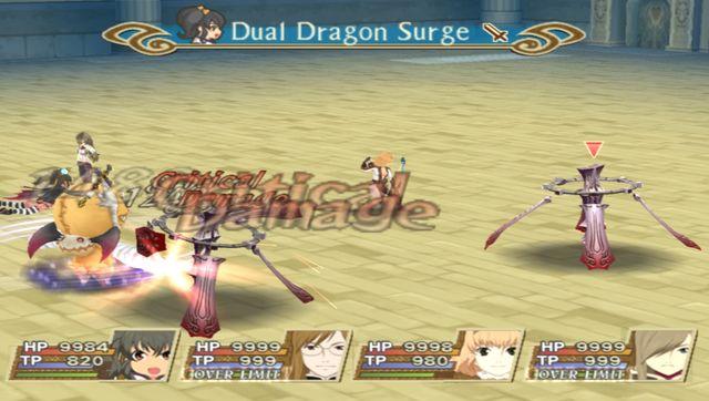 Dual Dragon Surge