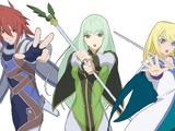 Four Seraphim