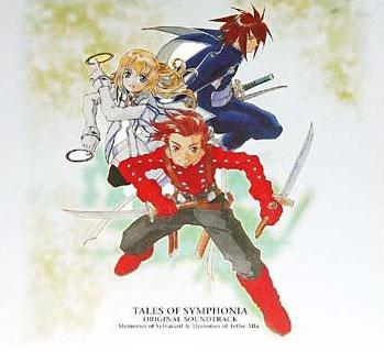 Tales of Symphonia Original Soundtrack