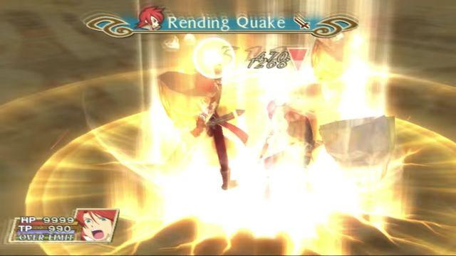 Rending Quake