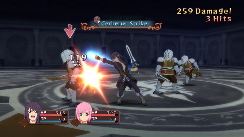 Cerberus Strike