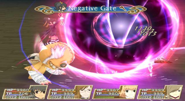 Negative Gate