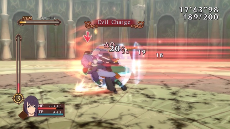 Evil Charge