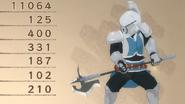 Knight Halberd F ToV bestiary