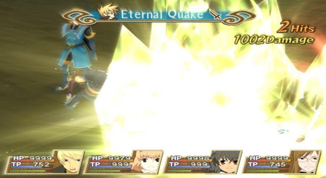 Eternal Quake