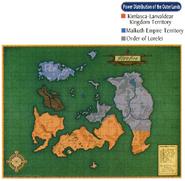 Auldrant Territory Map