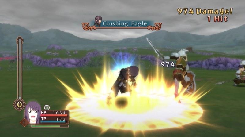 Crushing Eagle