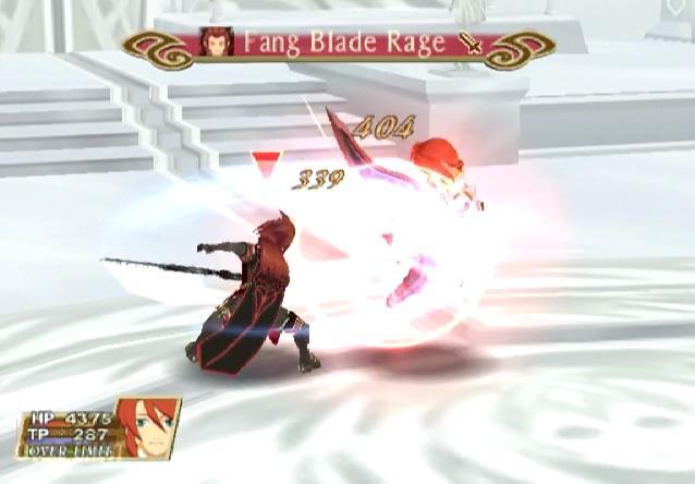 Fang Blade Rage