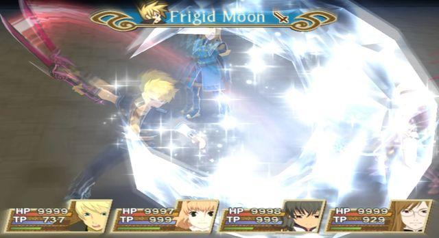 Frigid Moon