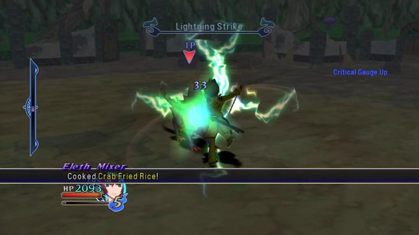 Lightning Strike (Asbel)
