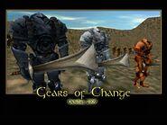 Gears of Change Splash Screen