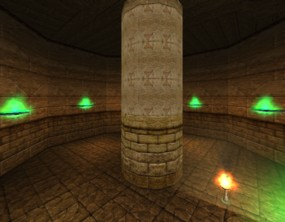 Jester's Entombment Wall