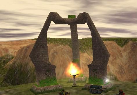 Gold Hill Ruins Quest