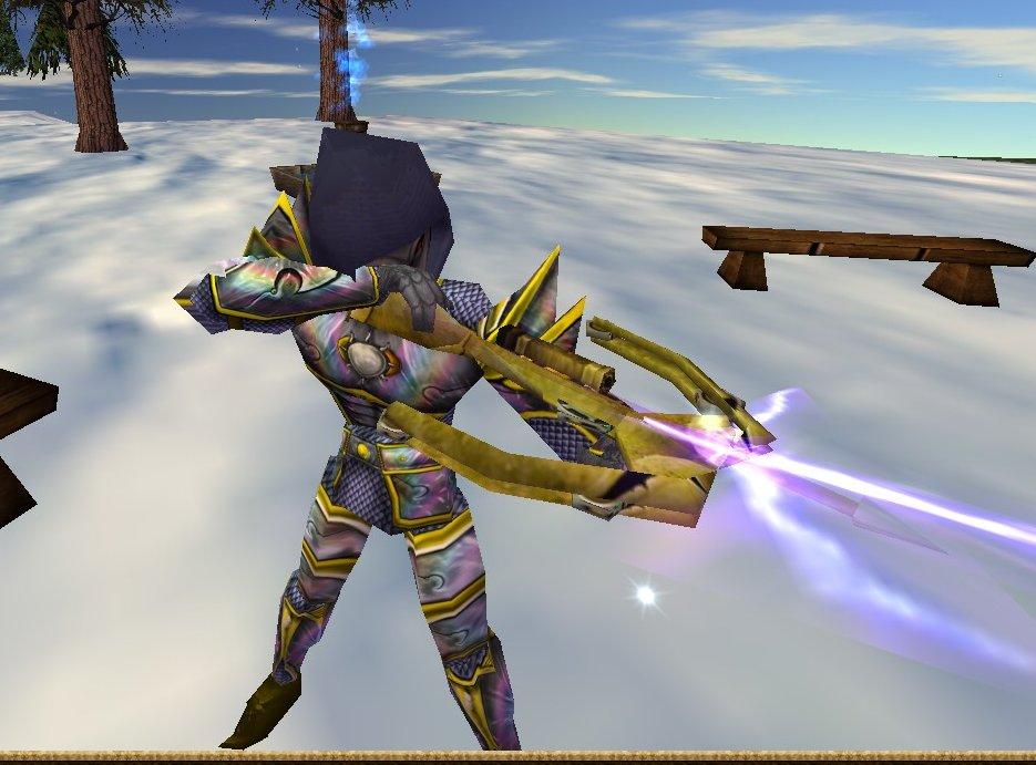 Gear Crossbow