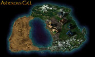 Beta World Map
