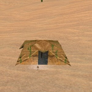 18.6S, 12.0E - Skeleton Tent