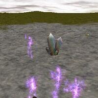 38.3S, 34.5E - Lightning Elemental Crystal Live